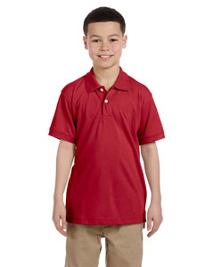 Red Youth 5.6 oz. Easy Blend™ Polo