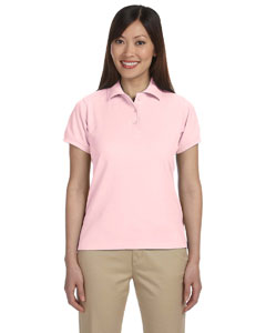 Blush Women's 5 oz. Blend-Tek Polo