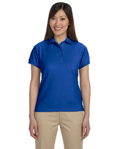 True Royal Women's 5 oz. Blend-Tek Polo