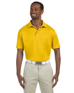 Gold Men's 4 oz. Polytech Polo