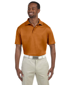 Texas Orange Men's 4 oz. Polytech Polo