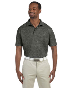 Charcoal Men's 4 oz. Polytech Polo