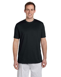 Black 4.2 oz. Athletic Sport T-Shirt