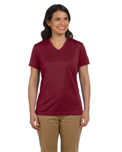 Maroon Women's 4.2 oz. Athletic Sport T-Shirt