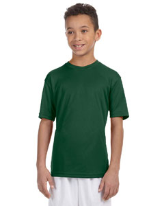 Dark Green Youth 4.2 oz. Athletic Sport T-Shirt