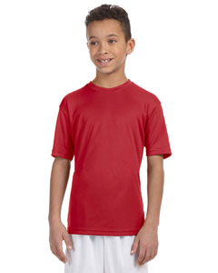 Red Youth 4.2 oz. Athletic Sport T-Shirt
