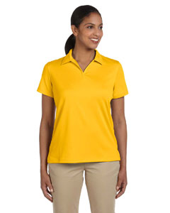 Gold Women's 3.5 oz. Double Mesh Sport Shirt