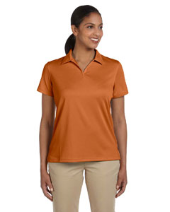 Texas Orange Women's 3.5 oz. Double Mesh Sport Shirt