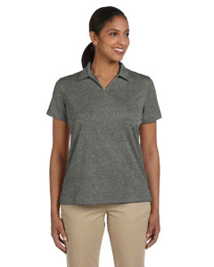 Charcoal Women's 3.5 oz. Double Mesh Sport Shirt