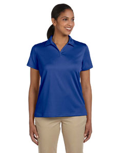 True Royal Women's 3.5 oz. Double Mesh Sport Shirt