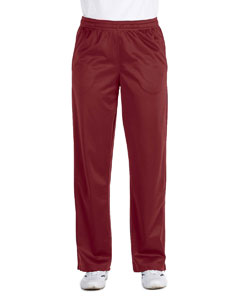 Maroon Women's Tricot Track Pants
