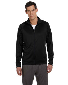 Black Men's Lightweight Jacket