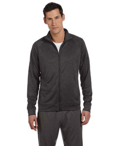 Dk Grey Heather Men's Lightweight Jacket