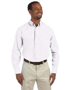 White Men's Tall Value Poplin