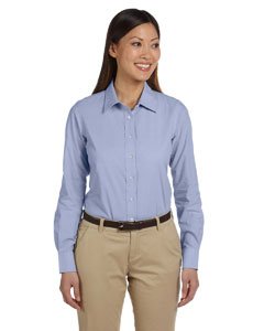 Lt Blue Chambray Women's Chambray Shirt