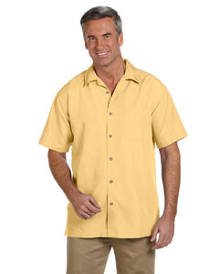 Pineapple Men's Barbados Textured Camp Shirt