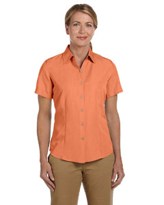 Nectarine Women's Barbados Textured Camp Shirt