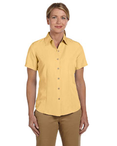 Pineapple Women's Barbados Textured Camp Shirt