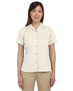 Creme Women's Bahama Cord Camp Shirt