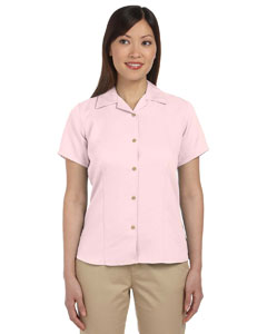 Blush Women's Bahama Cord Camp Shirt