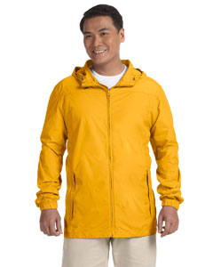 Sunray Yellow Men's Essential Rainwear