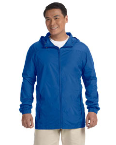 Cobalt Blue Men's Essential Rainwear