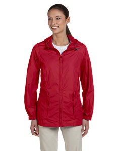 Red Women's Essential Rainwear