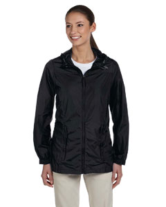Black Women's Essential Rainwear