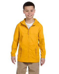 Sunray Yellow Youth Essential Rainwear