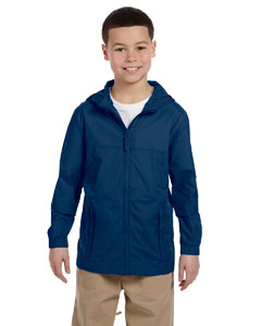 New Navy Youth Essential Rainwear