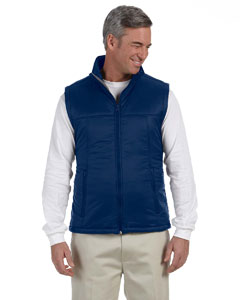 New Navy Men's Essential Polyfill Vest