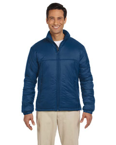 New Navy Men's Essential Polyfill Jacket