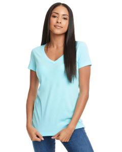 Cancun Ladies Ideal V-Neck Tee
