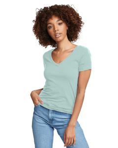 Mint Ladies Ideal V-Neck Tee