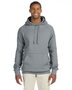 Vintage Gray 7.2 oz. Nano Pullover Hood