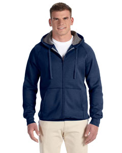Vintage Navy 7.2 oz. Nano Full-Zip Hood