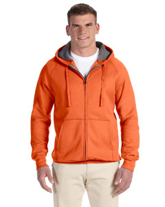 Vintage Orange 7.2 oz. Nano Full-Zip Hood