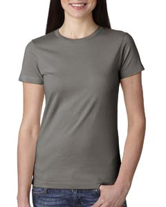 Warm Gray Ladies Boyfriend Tee