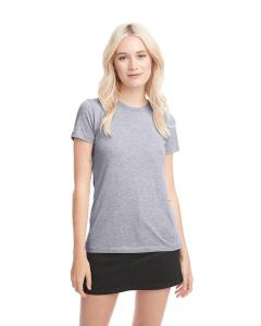 Heather Gray Ladies Boyfriend Tee