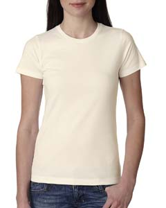 Ivory Ladies Boyfriend Tee