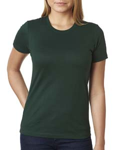 Forest Green Ladies Boyfriend Tee
