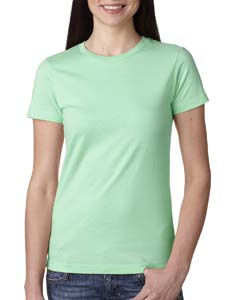 Mint Ladies Boyfriend Tee