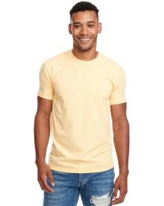 Banana Cream Men's Premium Fitted CVC Crew Tee