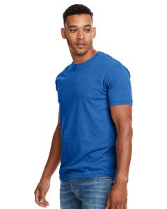 Royal Men's Premium Fitted CVC Crew Tee
