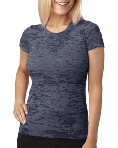 Indigo Ladies' Burnout Tee