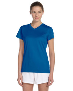 Royal Women's Ndurance Athletic V-Neck T-Shirt
