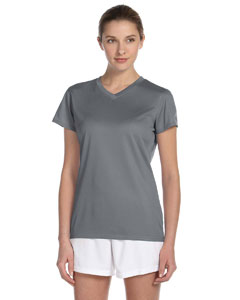 Gravel Women's Ndurance Athletic V-Neck T-Shirt