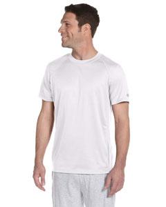 White Men's Tempo Performance T-Shirt