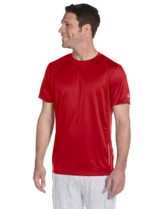 Cherry Red Men's Tempo Performance T-Shirt
