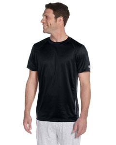 Black Men's Tempo Performance T-Shirt